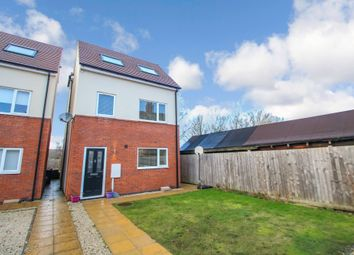 Thumbnail 4 bed detached house for sale in Swift Court, Church Road, Hartshill