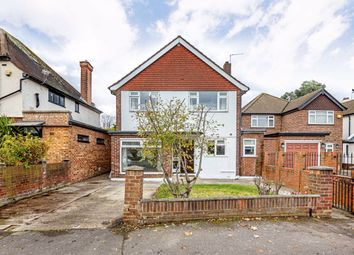 Thumbnail 4 bed detached house to rent in Ditton Road, Surbiton