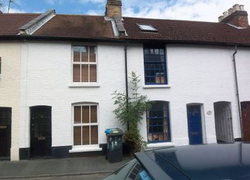 Thumbnail 3 bed terraced house to rent in Albert Road, Englefield Green, Egham