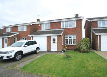 Thumbnail 4 bed detached house for sale in Holly Close, Burbage, Hinckley