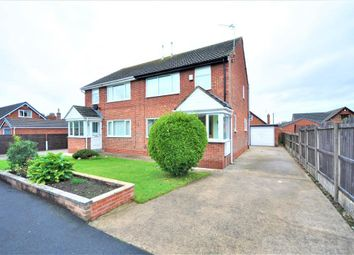 Thumbnail 3 bedroom semi-detached house for sale in Memory Close, Freckleton, Preston, Lancashire