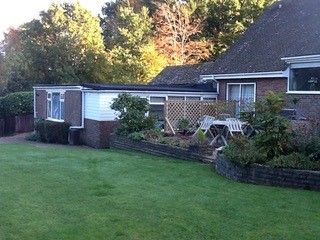 Thumbnail 2 bed semi-detached bungalow to rent in Shalsbrook Lane, Forest Row