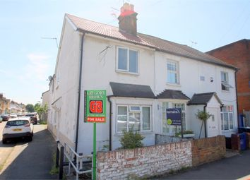 Thumbnail 1 bedroom maisonette for sale in The Causeway, Staines-Upon-Thames, Surrey