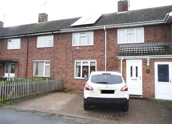Thumbnail 3 bed terraced house for sale in Medcalfe Way, Melbourn, Melbourn