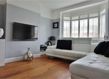 Thumbnail 3 bed end terrace house for sale in Houston Road, London