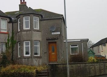 Thumbnail 3 bed semi-detached house for sale in 1 Cree Avenue, Newton Stewart