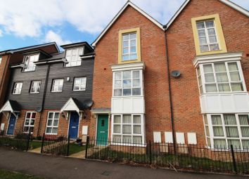 Thumbnail 4 bed town house for sale in Stadium Approach, Aylesbury