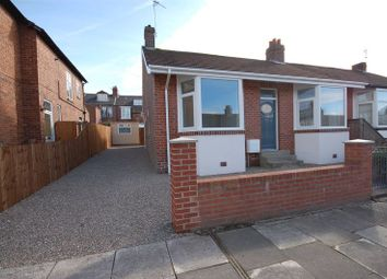 Thumbnail 2 bed semi-detached bungalow for sale in Beech Grove, Benton, Newcastle Upon Tyne