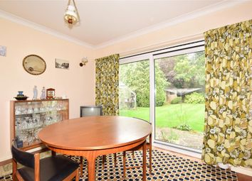 Thumbnail 4 bed detached house for sale in Woodvill Road, Leatherhead, Surrey
