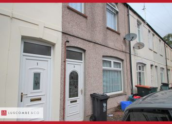 Thumbnail 2 bedroom terraced house to rent in Henson Street, Newport
