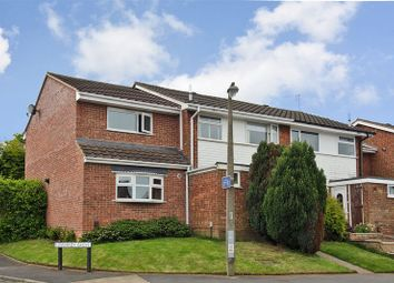 Thumbnail 4 bed semi-detached house for sale in Redwood Drive, Chase Terrace, Burntwood