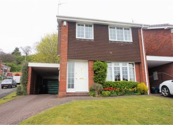 Thumbnail 3 bed detached house for sale in Warren Drive, Dudley