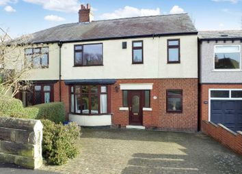 Thumbnail 4 bed semi-detached house for sale in Hutcliffe Wood Road, Beauchief, Sheffield