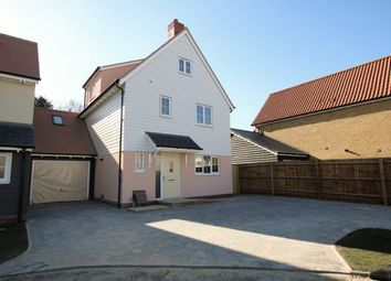 Thumbnail 5 bed detached house for sale in Dunmow Road, Little Canfield, Dunmow