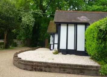 Thumbnail 2 bed detached house to rent in High Street, Shoreham, Sevenoaks