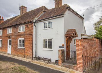 Thumbnail 3 bed cottage to rent in Farnham Road, Odiham, Hook