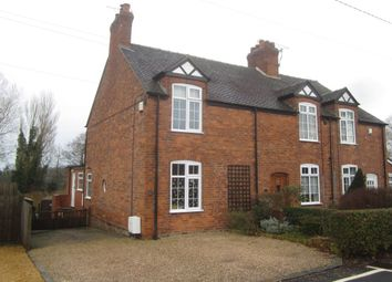 Thumbnail 2 bed terraced house for sale in Back Lane, Walgherton, Nantwich
