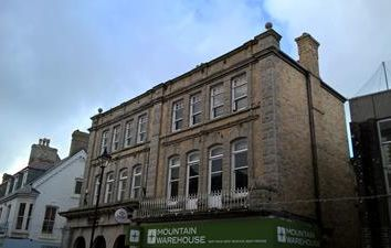 Thumbnail Office to let in First And Second Floors, 11 Bank Street, Newquay, Cornwall