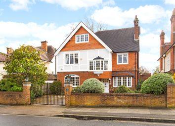 Southborough Road, Surbiton KT6. 7 bed detached house for sale