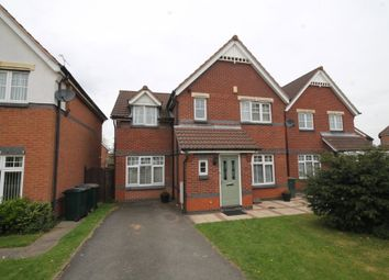 Thumbnail 3 bedroom detached house for sale in Lole Close, Longford, Coventry