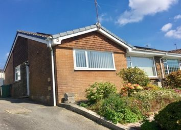 Thumbnail 2 bedroom bungalow to rent in Foxwood Gardens, Plymstock, Plymouth