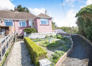Thumbnail Semi-detached bungalow for sale in Firtree Road, Hastings
