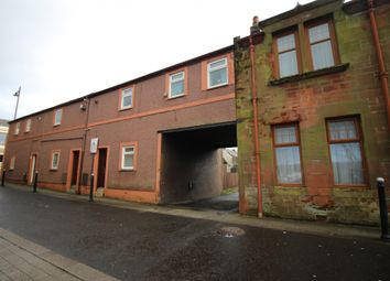 Thumbnail 2 bedroom terraced house for sale in Church Lane, Ayrshire