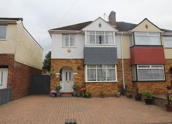 Thumbnail 4 bed semi-detached house for sale in St. Margarets Avenue, Ashford
