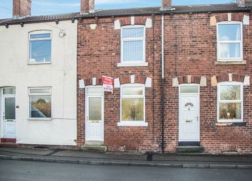 Thumbnail 2 bedroom terraced house for sale in Park Lane, Allerton Bywater, Castleford