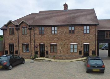 Thumbnail 3 bed terraced house for sale in The Brambles, Flitton, Bedford