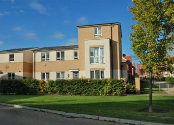 Thumbnail 4 bed detached house for sale in Einstein Crescent, Timken South, Northampton