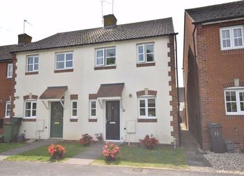 Thumbnail 2 bed end terrace house for sale in Field View, Berkeley
