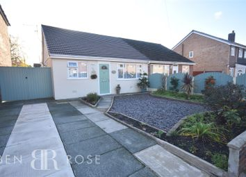 Thumbnail 2 bed semi-detached bungalow for sale in Princess Way, Euxton, Chorley
