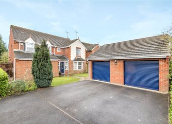 Thumbnail 5 bed detached house for sale in Farriers Close, Bramley, Tadley, Hampshire