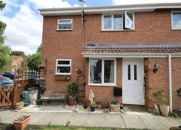 Thumbnail 1 bed terraced house to rent in Burnet Close, Swindon, Wiltshire