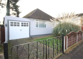 Thumbnail 2 bed detached bungalow for sale in Rylands Road, Southend-On-Sea
