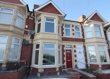 Thumbnail Terraced house for sale in Dock View Road, Barry