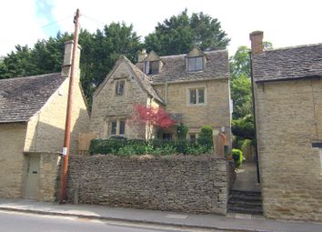 Thumbnail 2 bed link-detached house for sale in The Street, Bibury, Cirencester