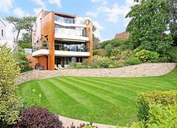 Thumbnail 4 bedroom detached house for sale in Chaddesley Glen, Canford Cliffs, Poole, Dorset