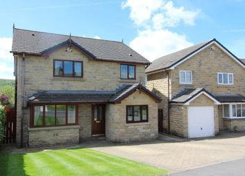 Thumbnail 4 bed detached house for sale in Hollin Way, Rawtenstall, Rossendale