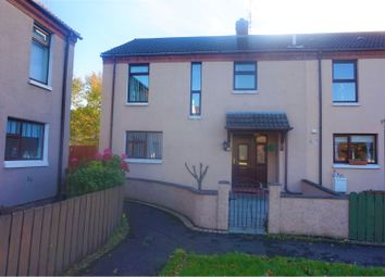 Thumbnail 3 bed end terrace house for sale in Rathvarna Avenue, Lisburn