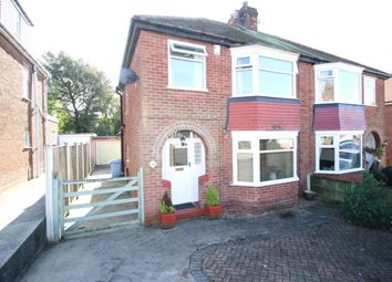 3 bed semi-detached house for sale in Oakholme Avenue, Worksop S81