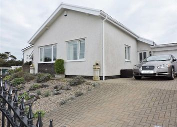 Thumbnail 4 bed detached bungalow for sale in Pennard Drive, Southgate, Swansea