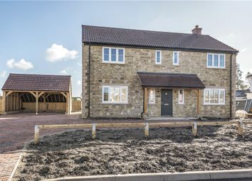 Thumbnail 4 bed detached house for sale in Ilton, Ilminster, Somerset