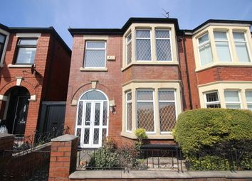 Thumbnail 3 bed end terrace house for sale in Devonshire Road, Blackpool