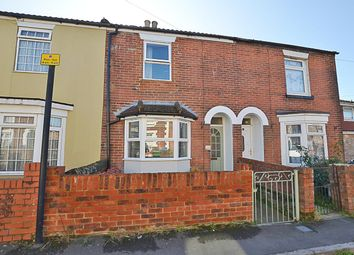 Thumbnail 2 bed terraced house for sale in Andover Road, Shirley, Southampton