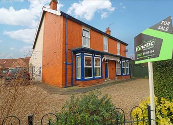 Thumbnail 4 bed detached house for sale in High Street, Bassingham, Bassingham, Lincoln