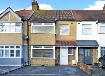 Thumbnail 3 bed terraced house for sale in Chatsworth Road, Cheam, Sutton
