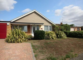 Thumbnail 3 bed detached bungalow for sale in Horseshoes Way, Brampton, Huntingdon