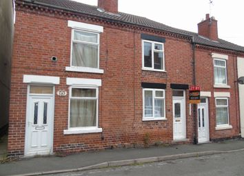 Thumbnail 2 bed terraced house to rent in Weston Street, Heanor